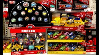 Toy Hunting Disney Cars 3 Mini Racers Variety 15 Pack - Target Toy Hunt - New Roblox Toys