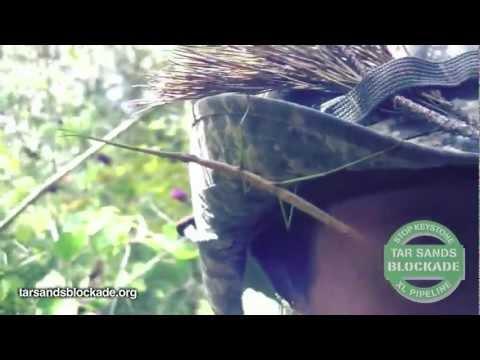 Tar Sands Blockade: Forest Recon