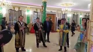 Таджикская свадьба в Москве 05,01.2019