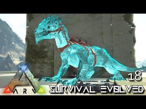 ARK: SURVIVAL EVOLVED - SPECTRAL ROCK DRAKE GHOST !!! | ARK EXTINCTION ETERNAL E18