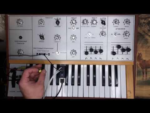 Rhythmmaster 85 - white noise hi-hat / snare synth (prototype)