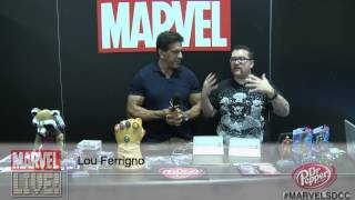 Lou Ferrigno on Laying the Groundwork  for the Marvel Cinematic Universe as The Original Hulk