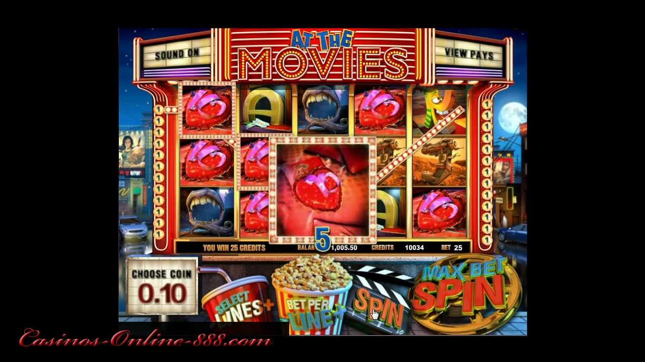 888 Casino Video Slots