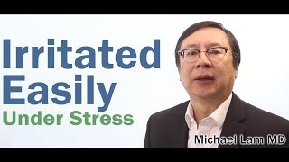 Adrenal Fatigue causes Irritability under Stress