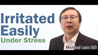Adrenal Fatigue causes Irritability under Stress