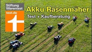 Test Akku-Rasenmäher 2019: Zwei Akkurasenmäher versagten im Dauertest
