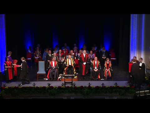 UWS Graduation Hamilton 4th July 2017 5:30pm