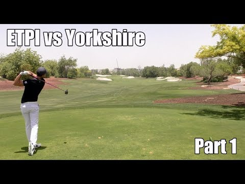 ETPI DUBAI VS YORKSHIRE | Pros vs Pros | Part 1