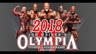 بث مباشر مستر اولمبيا 2018 mr olympia 2018 live