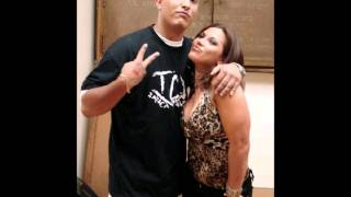 mickie james and her husband