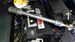 dodge caravan town and country battery replacement