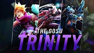 Gosu - THE GOSU TRINITY
