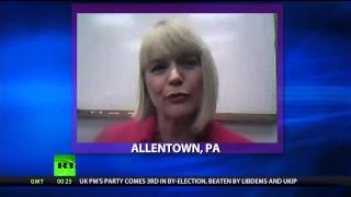 Sam Bennett, She Should Run, joins Thom Hartmann. Ashley Judd has R...