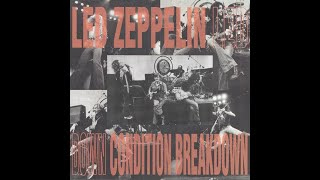 Led Zeppelin 1975-01-25 Market Square Arena IN Down Condition Breakdown (LLLZ Remaster)