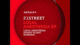 21street - SubSonic (Original Mix) - Spherax Records