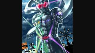 Kamen Rider W W B X W Boiled Extreme Male Version