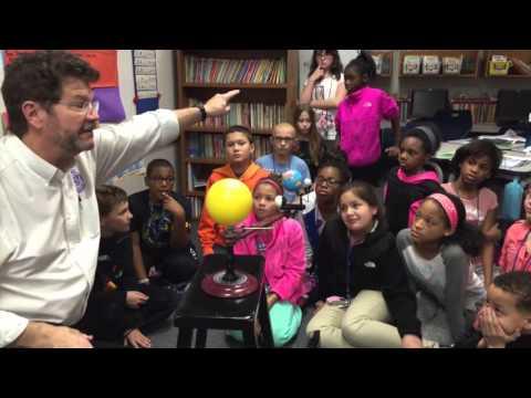 Rick Crosslin Science - Moon Phases Grade 5