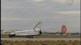 STS-128 Landing