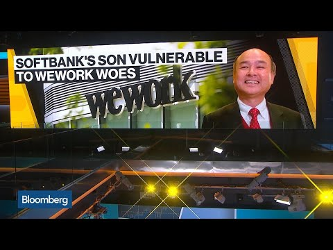 softbank-ceo's-leveraged-fortune-leaves-him-susceptible-to-wework-woes