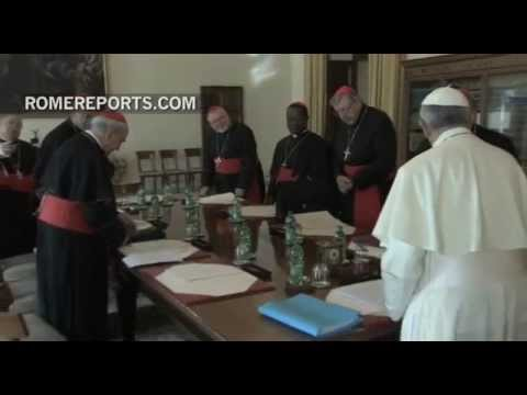 Pope adds Secretary of State Pietro Parolin as member of Council of Cardinals