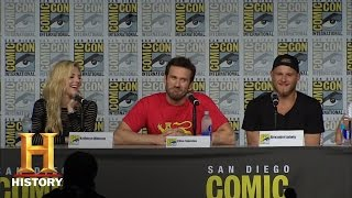 Vikings: Season 4 SDCC Cast Panel (San Diego Comic-Con 2016) | History