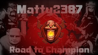 Town Hall 9 - Road to Champ: Episode 3 (Clash of Clans)