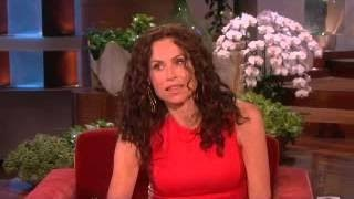 Minnie Driver FULL Interview - Ellen show May 02, 2014