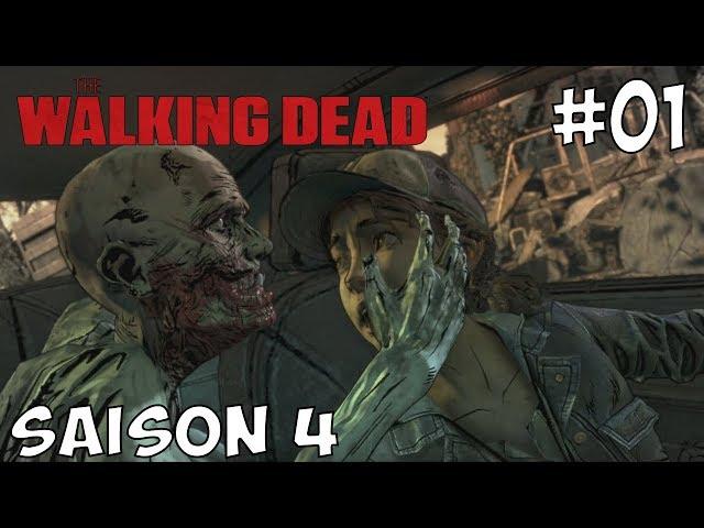 THE WALKING DEAD SAISON 4 - EP1 -  Un nouveau départ !
