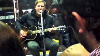 Brian Fallon (The Gaslight Anthem) - Let' s Not Shit Ourselves  / (Bright Eyes Cover) / Acoustic