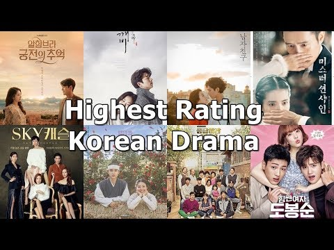 Korean Drama Top Rating - Get Worldwide News