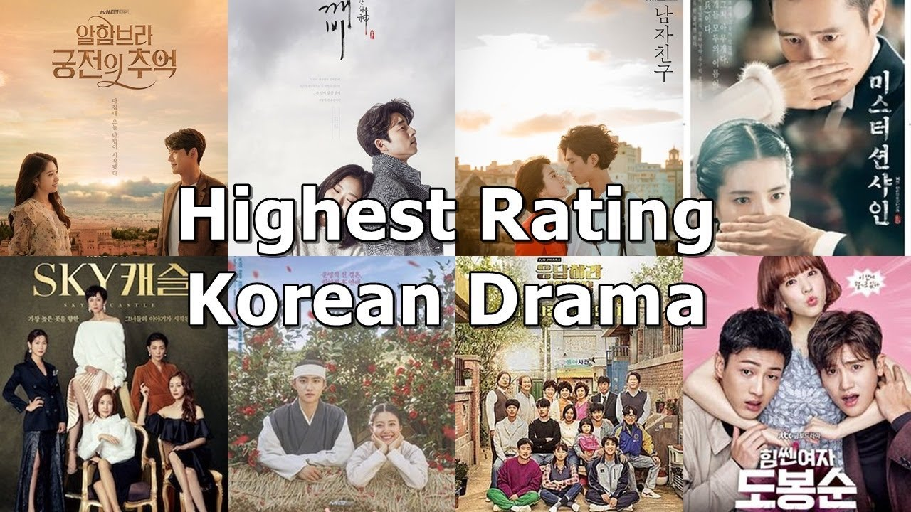 Download [TOP 20] Highest Rating Korean Dramas in Cable TV of All Time (Updated 2019)