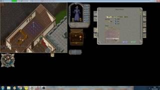 Ultima Online Forever. Настройка клиента. Макросы.