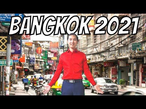 THAILAND 2021  What&39;s Bangkok Like Today?