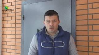 видео Утеплитель для металлических дверей
