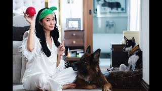 MY MORNING ROUTINE: CHILL DAY EDITION | Heart Evangelista