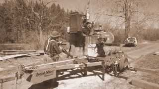 Howell Farm Portable Saw Mill: Sony Nex6