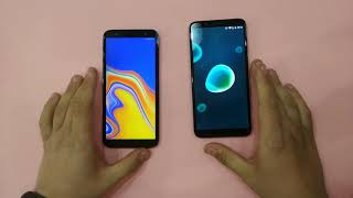Samsung Galaxy J6+ vs HTC Desire 12+