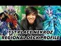 1st Place Nekroz London Regional Deck Profile!!!