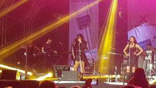 Demi Lovato Cool For The Summer -  Live from St. Maarten, Celebrity Cruises Concert | Rod Smith