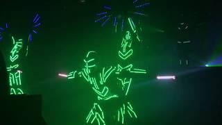 Лазерное светодиодное шоу Альтшоу