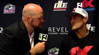 "Sergey Kovalev: ""I Have My Focus on Blake Caparello"""