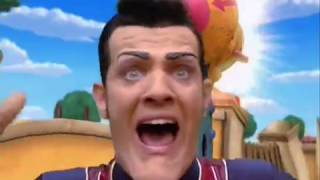 Ilona Mitrecey and Lazy Town Remembrance