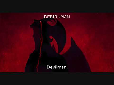 Devilman no Uta (English Subbed)