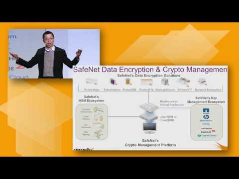 AWS Summit Series 2016 | Singapore: Maintaining Trust and Control of Your Data in the Cloud