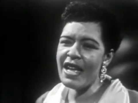 "Billie Holiday - ""My Man"" - LIVE!"