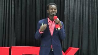 Pioneering Life Coaching Practice in the Horn of Africa | Mohamed Omer | TEDxHargeisa