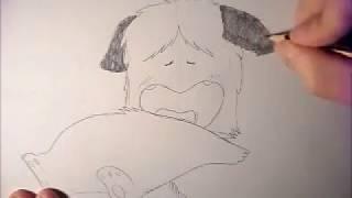 Speed Drawing Hello Spank By Gabri Otaku
