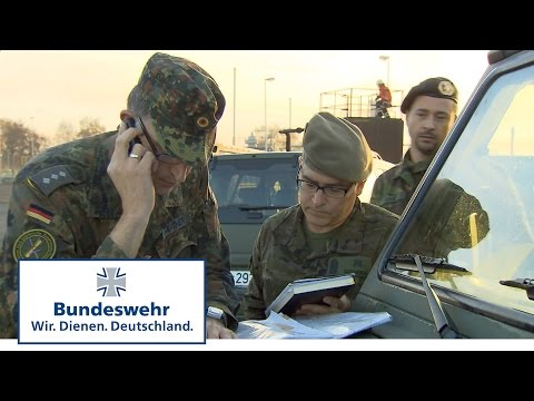 Multinationale Übung: Zivil-Militärische Zusammenarbeit