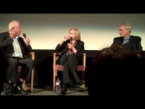 Eva Marie Saint & Don Murray at the Aero Theater 3-30-2011