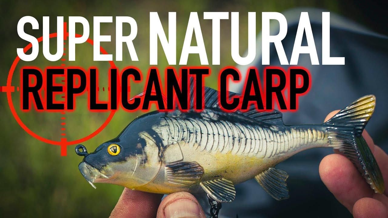 Fox Rage Super Natural Replicant Carp